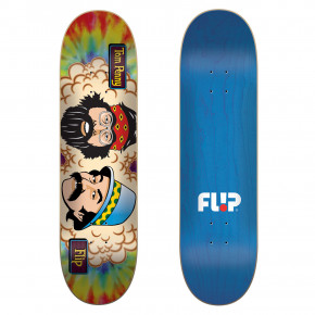 Go to the product Skate decks Flip Tom Penny cheech and chong tie dye 8.13 2018