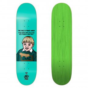 Go to the product Skate board Jart The Face You Make When 7.75 2018