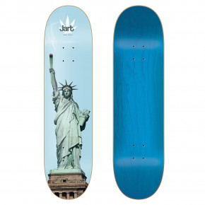 Go to the product Skate decks Jart Weed Nation liberty 8.375 2019