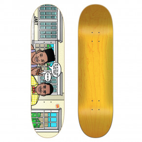 Go to the product Skate decks Jart XDXDXD 8.375 2019