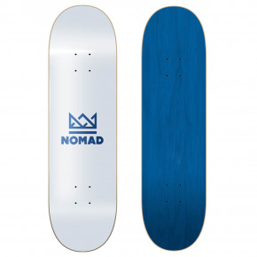 Go to the product Skate decks Nomad Crown Blue 8.25 2020