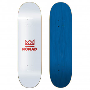 Go to the product Skate decks Nomad Crown Red 8.5 2020
