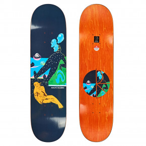 Go to the product Skate decks Polar Hjalte Halberg spaced out 8.25 2019