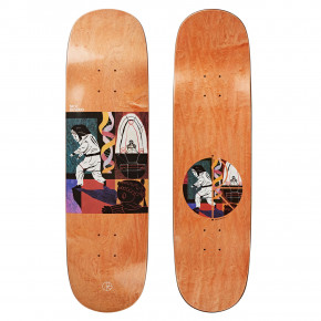 Go to the product Skate decks Polar Nick Boserio alien encounter 8.25 2018