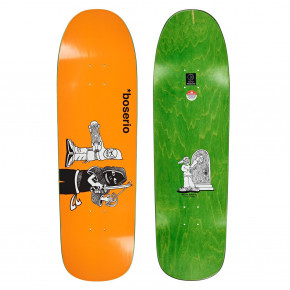 Go to the product Skate decks Polar Nick Boserio knock knock orange 1991 2020