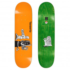 Go to the product Skate decks Polar Nick Boserio knock knock orange 8.25 2020
