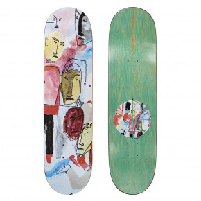 Go to the product Skate board Polar Nick Boserio multi personality 8.125 2018