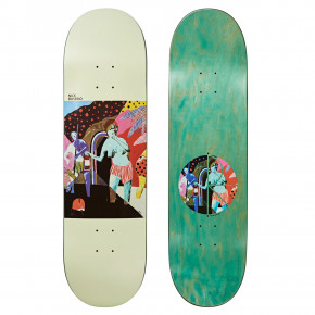 Go to the product Skate decks Polar Nick Boserio what we do is secret 8.625 2018