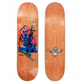 Go to the product Skate decks Polar Oskar Rozenberg castle life 7.875 2018