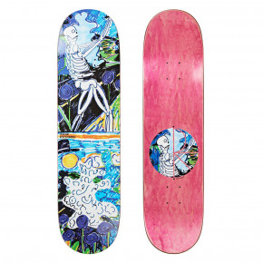 Go to the product Skate decks Polar Oskar Rozenberg skeleton 8.0 2018