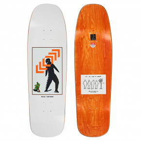 Go to the product Skate decks Polar Paul Grund framed white 1992 2020
