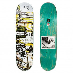 Go to the product Skate decks Polar Paul Grund le medusa 8.125 2019