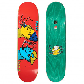 Go to the product Skate decks Polar Smoking Heads red 8.0 2019