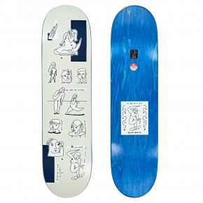 Go to the product Skate decks Polar Team we like to be free 8.125 2019