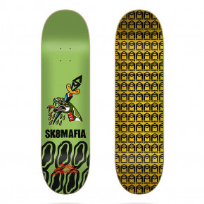 Go to the product Skate decks Sk8Mafia Animal Style sarmiento 8.1 2020