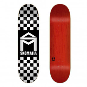 Go to the product Skate decks Sk8Mafia Checker black 8.0 2020