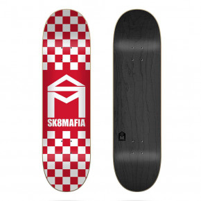 Go to the product Skate decks Sk8Mafia Checker red 8.25 2020