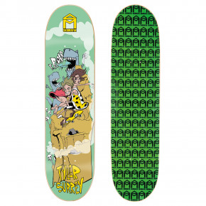 Go to the product Skate decks Sk8Mafia Fun 2018