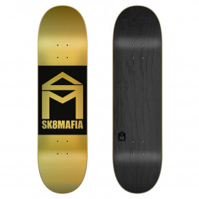 Go to the product Skate decks Sk8Mafia House Logo Double Dipped 8.0 2020