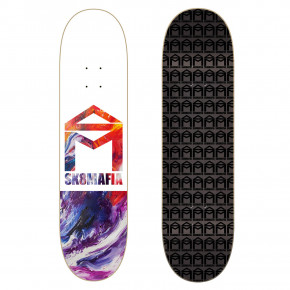 Go to the product Skate decks Sk8Mafia House Logo Oil Low 8.0 2020