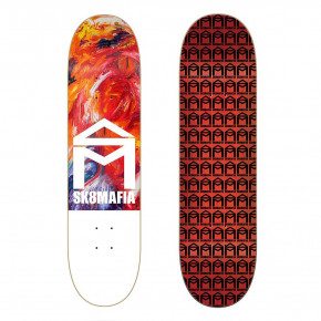 Go to the product Skate decks Sk8Mafia Oil High 8.25 2020