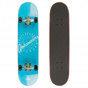 Go to the product Skateboard Ambassadors Spin Blue 7.625 2018