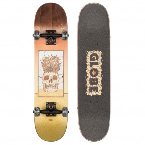 Go to the product Skateboard Globe Celestial Growth Mini brown 2019