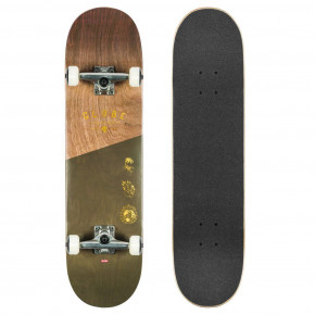 Go to the product Skateboard Globe G1 Insignia dark maple/green 2019