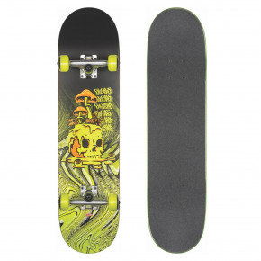 Go to the product Skateboard Globe G1 Nature Walk black/toxic yellow 2020