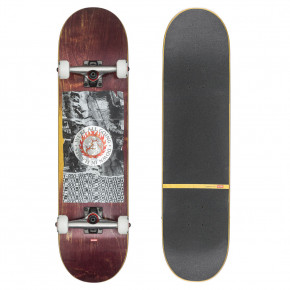 Go to the product Skateboard Globe G2 In Flames holo/quake 2019