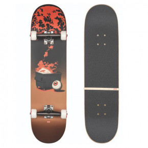 Go to the product Skateboard Globe G2 On The Brink dumpster fire 2020