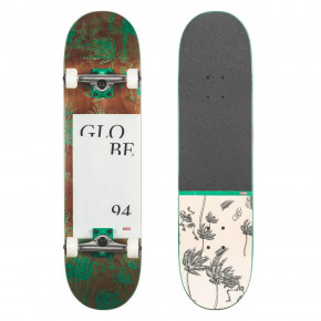 Go to the product Skateboard Globe G2 Typhoon green 2019