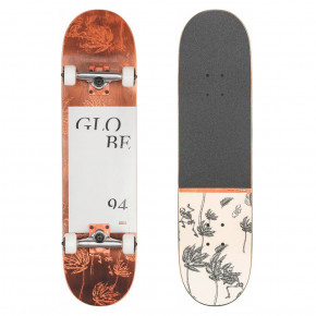 Go to the product Skateboard Globe G2 Typhoon salmon 2019