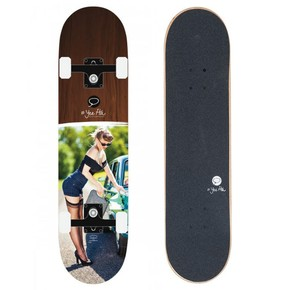 Go to the product Skateboard Yee Ha Gas Girl 7.75 2019