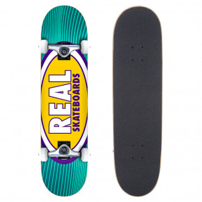 Go to the product Skateboard Real Oval Rays 8.0 2020
