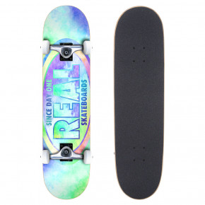 Go to the product Skateboard Real Oval Tie Dyes 8.0 2020