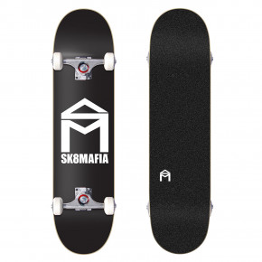 Go to the product Skateboard Sk8Mafia House Logo black 7.75 2018