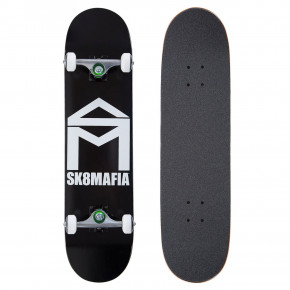 Go to the product Skateboard Sk8Mafia House Logo black 7.75 2019