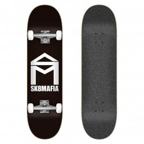 Go to the product Skateboard Sk8Mafia House Logo Black 7.75 2020