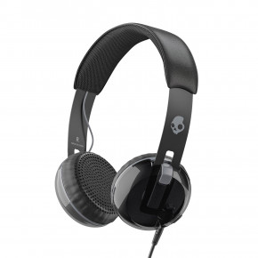 Go to the product Headphones Skullcandy Grind black/black/grey 2017/2018