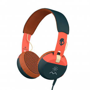 Go to the product Headphones Skullcandy Grind explore/orange/navy 2017/2018