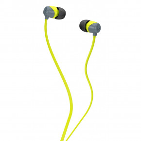 Go to the product Headphones Skullcandy Jib grey/hot lime/hot lime 2019