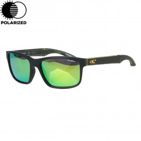 Go to the product Sunglasses O'Neill Anso matte black/green 2018