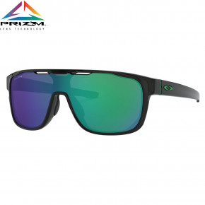 Go to the product Sunglasses Oakley Crossrange Shield black ink 2019