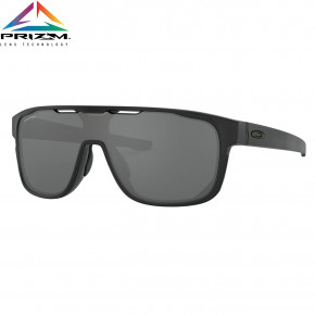 Go to the product Sunglasses Oakley Crossrange Shield matte black 2019