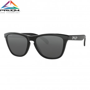 Go to the product Sunglasses Oakley Frogskins polished black 2020
