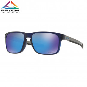Go to the product Sunglasses Oakley Holbrook Mix matte translucent blue 2017
