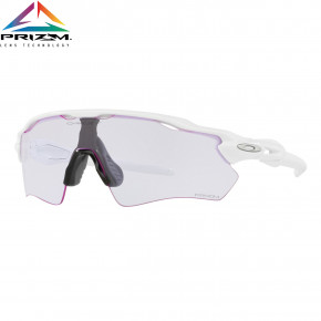 Go to the product Sunglasses Oakley Radar EV Path polished white 2018