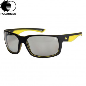 Go to the product Sunglasses Quiksilver Chaser matte black/yellow 2018