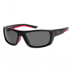Go to the product Sunglasses Quiksilver Knockout shiny black/red 2018
